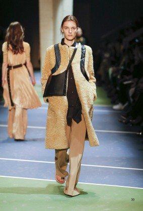 Laura Kampman - Céline Fall 2016 Ready-to-Wear
