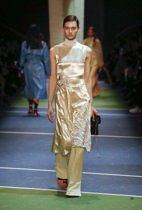 Saadi Schimmel - Céline Fall 2016 Ready-to-Wear