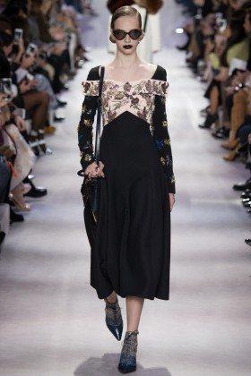Olivia Mink - Christian Dior Fall 2016 Ready-to-Wear