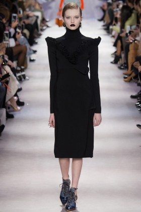 Abby Williamson - Christian Dior Fall 2016 Ready-to-Wear