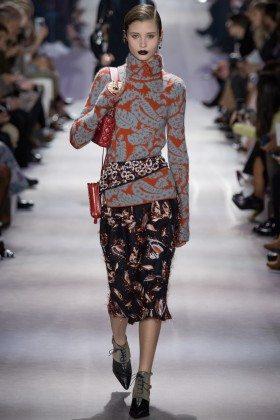 Victoria Kosenkova - Christian Dior Fall 2016 Ready-to-Wear