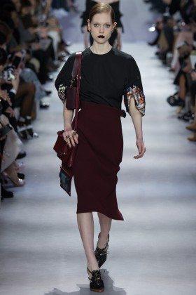 Elizabeth Moore - Christian Dior Fall 2016 Ready-to-Wear