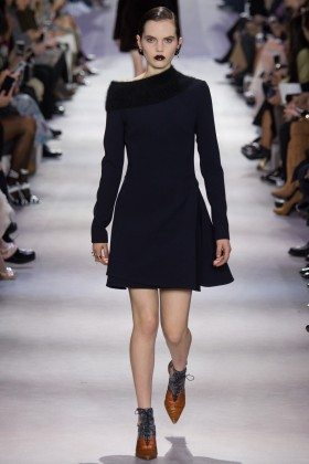 Lily Stewart - Christian Dior Fall 2016 Ready-to-Wear