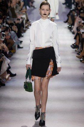Sofia Mechetner - Christian Dior Fall 2016 Ready-to-Wear