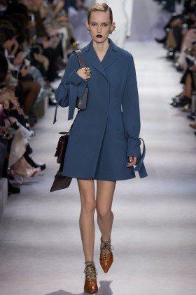 Harleth Kuusik - Christian Dior Fall 2016 Ready-to-Wear