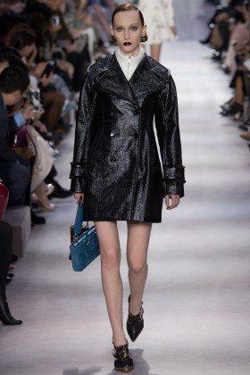 Nika Cole - Christian Dior Fall 2016 Ready-to-Wear