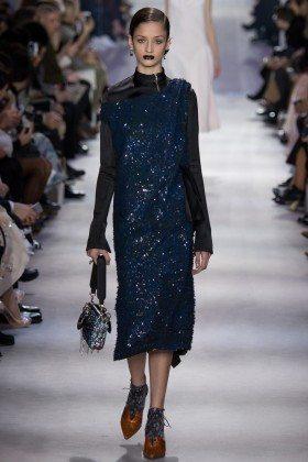Julia Fajardo - Christian Dior Fall 2016 Ready-to-Wear