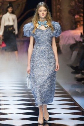 Willow Hand - Dolce & Gabbana Fall 2016 Ready-to-Wear
