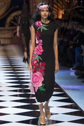 Pooja Mor - Dolce & Gabbana Fall 2016 Ready-to-Wear