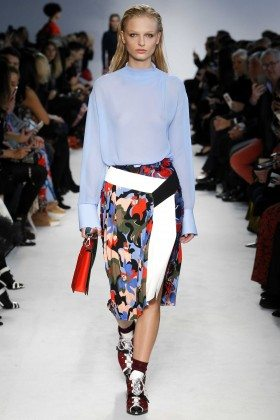 Frederikke Sofie - Emilio Pucci Fall 2016 Ready-to-Wear