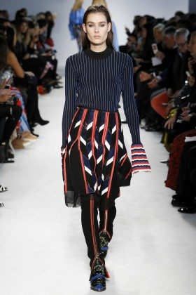 Vera Van Erp - Emilio Pucci Fall 2016 Ready-to-Wear