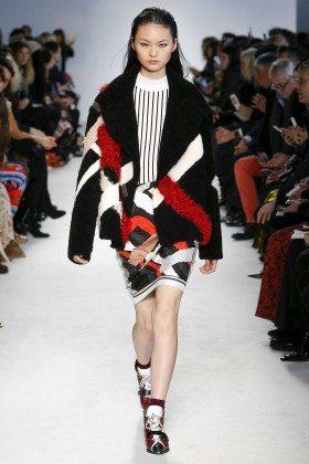 Cong He - Emilio Pucci Fall 2016 Ready-to-Wear
