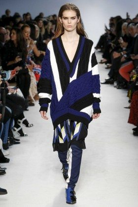 Sandra Schmidt - Emilio Pucci Fall 2016 Ready-to-Wear