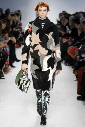 Katie Moore - Emilio Pucci Fall 2016 Ready-to-Wear