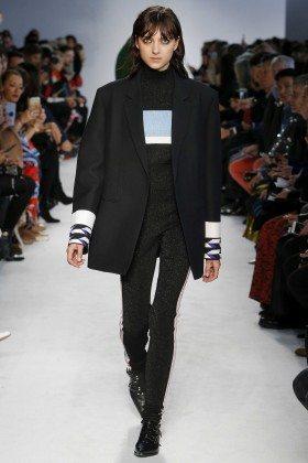 Sarah Engelland - Emilio Pucci Fall 2016 Ready-to-Wear
