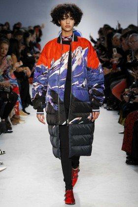 Damaris Goddrie - Emilio Pucci Fall 2016 Ready-to-Wear