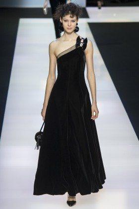 Irina Shnitman - Giorgio Armani Fall 2016 Ready-to-Wear