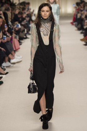 Ana Cristina - Lanvin Fall 2016 Ready-to-Wear