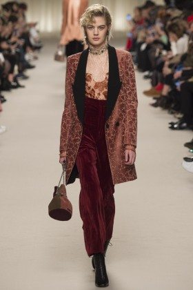Celine Bouly - Lanvin Fall 2016 Ready-to-Wear