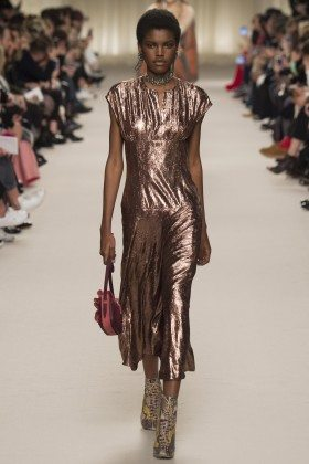 Amilna Estevao - Lanvin Fall 2016 Ready-to-Wear