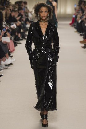 Aya Jones - Lanvin Fall 2016 Ready-to-Wear