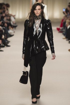 Vittoria Ceretti - Lanvin Fall 2016 Ready-to-Wear
