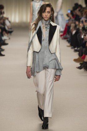 Lia Pavlova - Lanvin Fall 2016 Ready-to-Wear