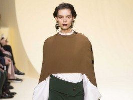 Charlee Fraser - Marni Fall 2016 Ready-to-Wear