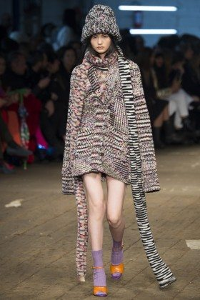 Cong He - Missoni Fall 2016 Ready-to-Wear