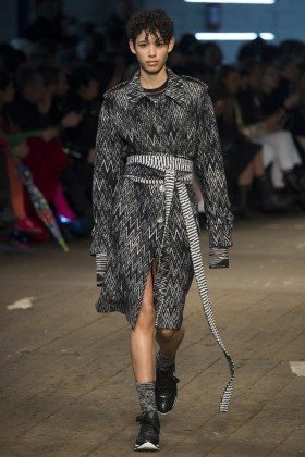 Dilone - Missoni Fall 2016 Ready-to-Wear