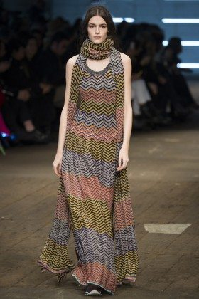 Kremi Otashliyska - Missoni Fall 2016 Ready-to-Wear