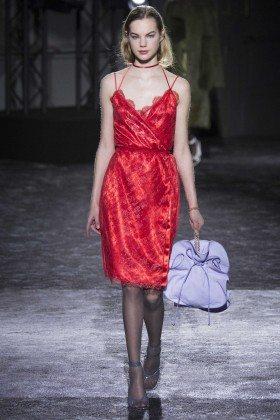 Estella Boersma - Nina Ricci Fall 2016 Ready-to-Wear