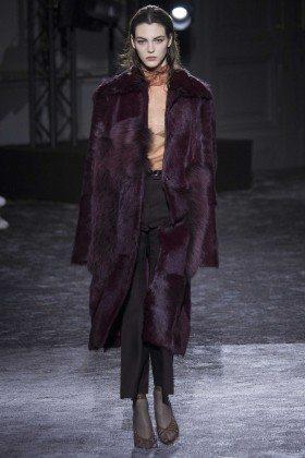 Vittoria Ceretti - Nina Ricci Fall 2016 Ready-to-Wear