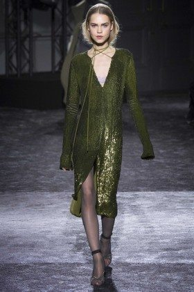 Line Brems - Nina Ricci Fall 2016 Ready-to-Wear