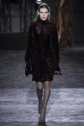 Vera Van Erp - Nina Ricci Fall 2016 Ready-to-Wear