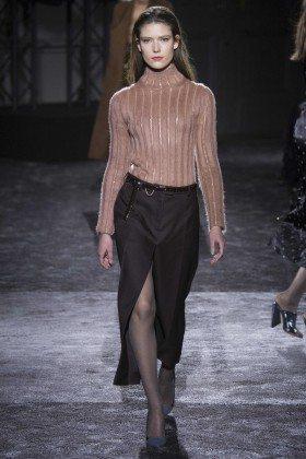 Zuzu Tadeushuk - Nina Ricci Fall 2016 Ready-to-Wear