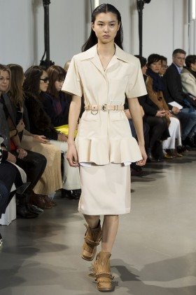 Estelle Chen - Paco Rabanne Fall 2016 Ready-to-Wear