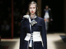 Lorena Maraschi - Prada Fall 2016 Ready-to-Wear