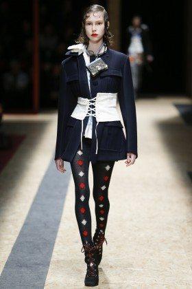Lorena Maraschi - Prada Fall 2016 Ready-to-Wear