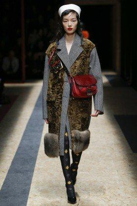 Fei Fei Sun - Prada Fall 2016 Ready-to-Wear