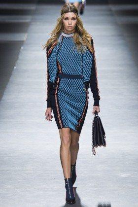 Stella Maxwell - Versace Fall 2016 Ready-to-Wear