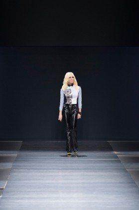 Donatella Versace - Versace Fall 2016 Ready-to-Wear