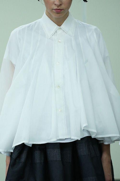 Fırfırlı Bluz Kombinleri