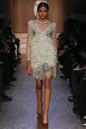 Chanel De Leon Gomez - Givenchy Fall 2016 Ready-to-Wear