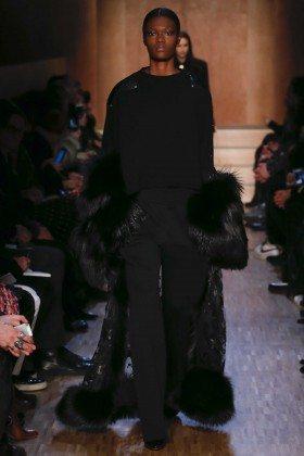 Naki Depass - Givenchy Fall 2016 Ready-to-Wear