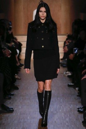 Diana Galimullina - Givenchy Fall 2016 Ready-to-Wear