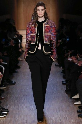 Lisa Verberght - Givenchy Fall 2016 Ready-to-Wear