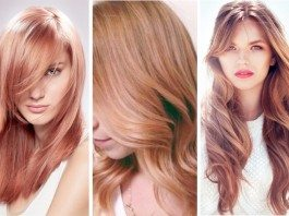 Rose Gold Saç Trendi