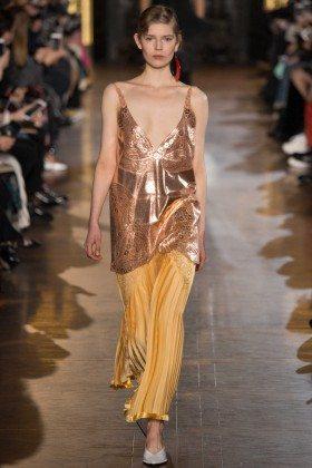 Ola Rudnicka - Stella McCartney Fall 2016 Ready-to-Wear