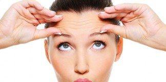 Kırışıklıklar için basit yüz egzersizleri